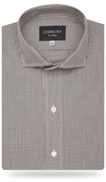 The Black Daniels Gingham