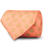 The Peach Dunlap Tie