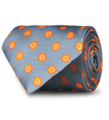 The Grey Dunlap Tie