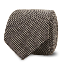 The Grey Butler Basketweave Tie