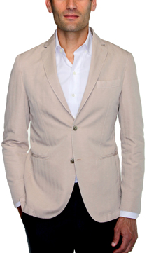 The Tan Amherst Sport Coat