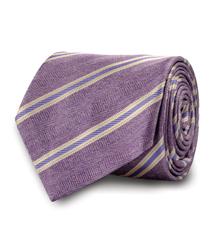 The Purple Wythe Stripe Tie