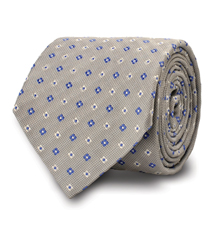 The Grey Lockhart Tie