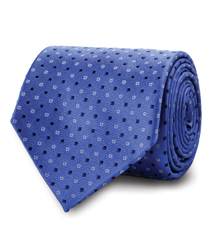 The Blue Tyndall Tie