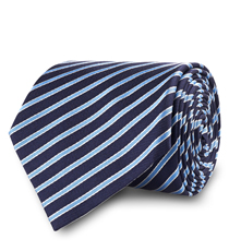 The Albany Oxford Stripe Tie