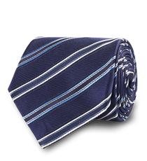 The Wiltshire Twill Stripe Tie