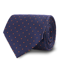 The Woodleigh Dot Tie