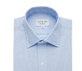 The Blue Gingham Worker Slim Fit shirt