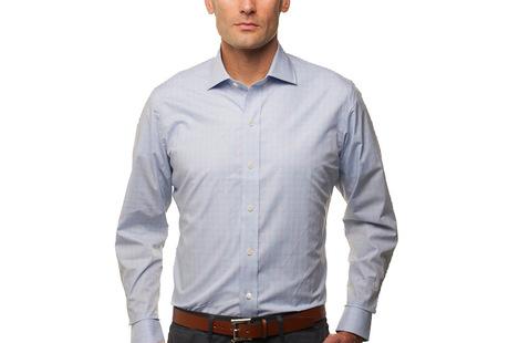 The Kingsley Slim Fit modelcrop