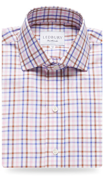 The Lytton Check Twill