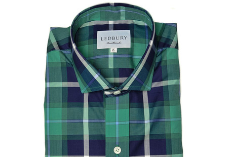 The Green Goshen shirt