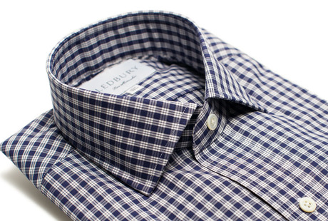 The Navy Fitzgerald collar