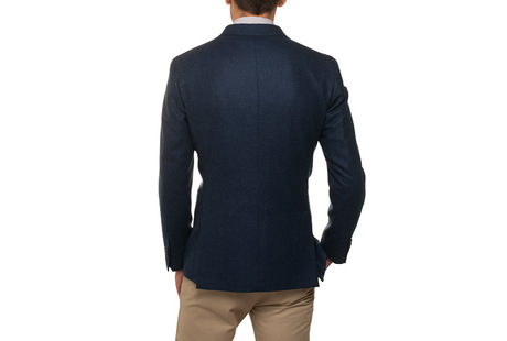 The Loro Piana Sport Coat Slim Fit shirt