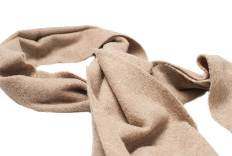 The Beige Camden Lambswool Scarf shirt