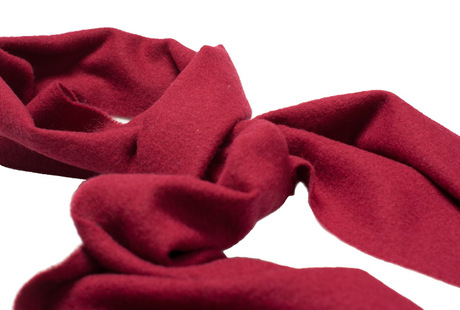 The Red Camden Lambswool Scarf shirt