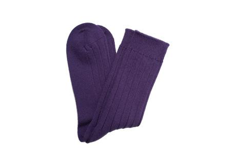 The Purple Alastair Sock shirt