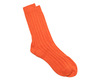The Orange Alastair Sock collar