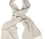 The Grey Camden Lambswool Scarf