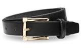 The Black Millington Dress Belt