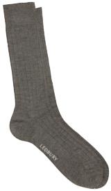 The Grey Ashworth Dress Sock