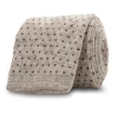 The Grey Morgan Knit Tie